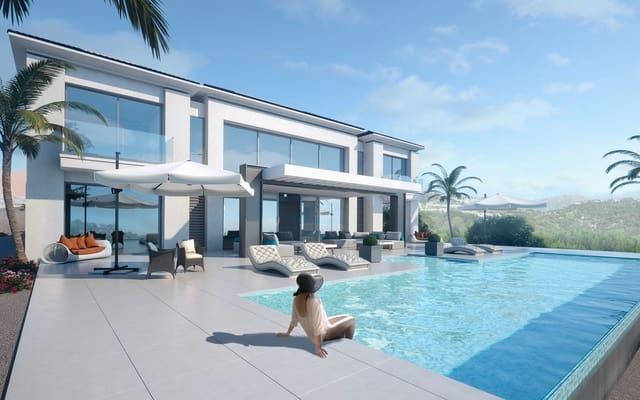 6 Zimmer Villa zu verkaufen in Los Almendros (Chilches) mit Pool Garage - 3.400.000 € (Ref: 4632444)