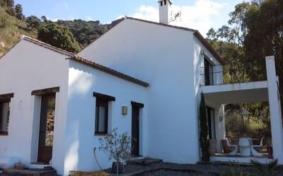 2 bedroom Finca/Country House for sale in Algatocin - € 260,000 (Ref: 4685043)