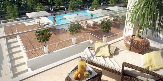 2 soveværelse Lejlighed til salg i Torre del Mar med swimmingpool - € 196.000 (Ref: 5902808)