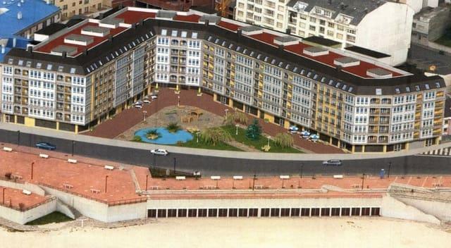2 soveværelse Lejlighed til salg i Foz med swimmingpool garage - € 125.000 (Ref: 3110525)