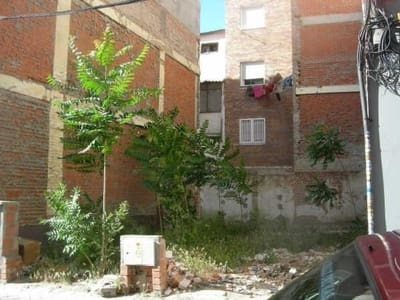 Undeveloped Land for sale in Madrid city - € 188,200 (Ref: 5260255)