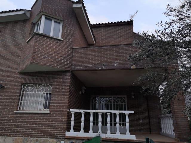 6 soveværelse Villa til salg i Rivas-Vaciamadrid med garage - € 528.400 (Ref: 5927627)