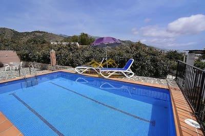 2 sovrum Finca/Hus på landet att hyra i Frigiliana med pool - 800 € (Ref: 5156555)