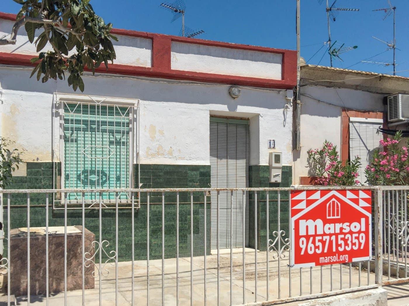 Bungalow de 1 habitación en Orihuela en venta - 40.000 € (Ref: 4985416)