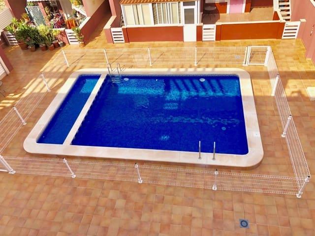 2 soveværelse Bungalow til leje i La Campaneta med swimmingpool garage - € 450 (Ref: 6028568)
