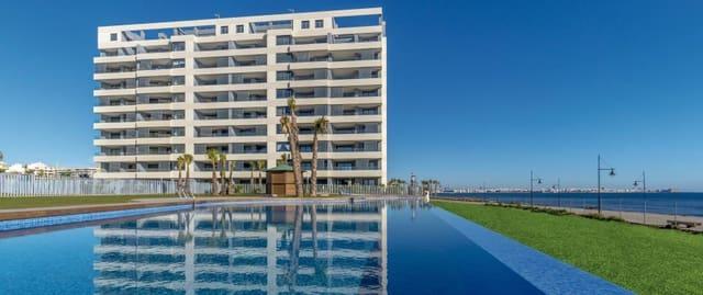 3 quarto Apartamento para venda em Punta Prima com piscina garagem - 349 000 € (Ref: 4686548)