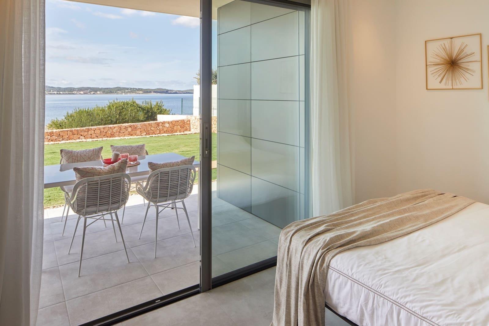 2 soveværelse Lejlighed til salg i Sant Antoni de Portmany med swimmingpool - € 415.000 (Ref: 4686551)