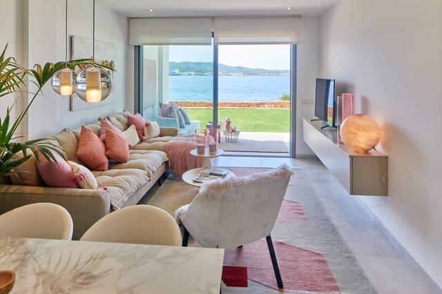 2 soveværelse Lejlighed til salg i Sant Antoni de Portmany med swimmingpool - € 399.000 (Ref: 4686551)