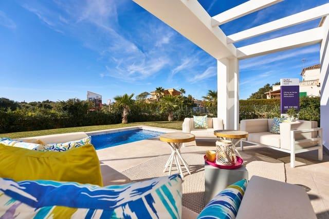 3 chambre Villa/Maison à vendre à Campos avec piscine garage - 480 000 € (Ref: 4686552)