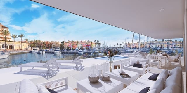 4 soveværelse Lejlighed til salg i Sotogrande med swimmingpool - € 1.365.000 (Ref: 5396510)