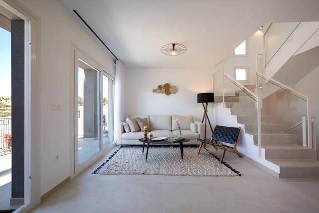 3 soveværelse Byhus til salg i Monforte del Cid med swimmingpool garage - € 194.000 (Ref: 5396511)