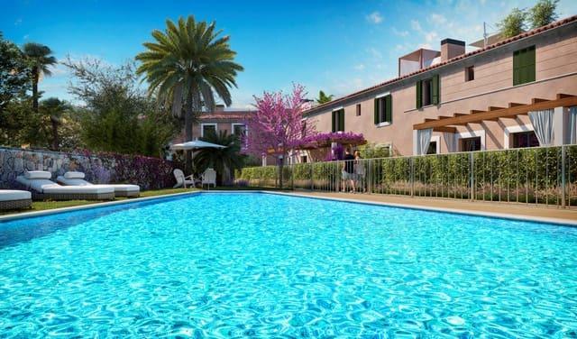 2 quarto Penthouse para venda em Ses Salines com piscina garagem - 290 000 € (Ref: 5899414)