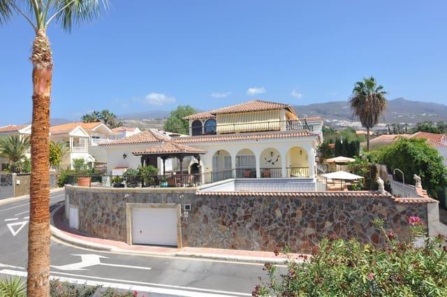 7 sypialnia Willa na sprzedaż w Callao Salvaje z basenem - 1 365 000 € (Ref: 6075102)