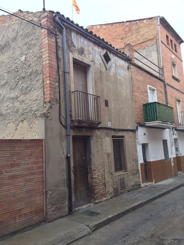 Casa de 2 habitaciones en Mollerussa en venta - 30.000 € (Ref: 3819751)