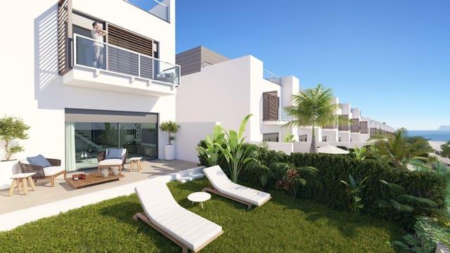 3 soveværelse Rækkehus til salg i Punta de la Chullera med swimmingpool garage - € 268.000 (Ref: 4212560)