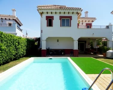 3 bedroom Villa for sale in Torre-Pacheco with pool - € 269,950 (Ref: 4709525)