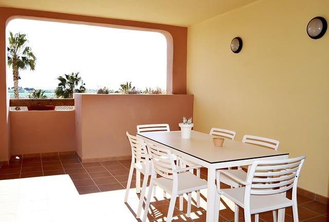 2 soverom Leilighet til salgs i San Cayetano med svømmebasseng garasje - € 66 000 (Ref: 5205788)