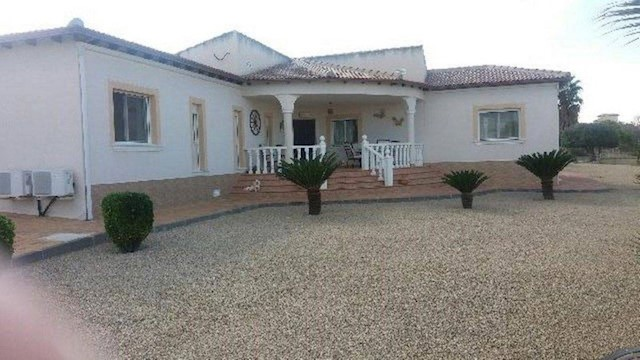 3 chambre Finca/Maison de Campagne à vendre à Campos del Rio avec piscine garage - 279 000 € (Ref: 3617029)