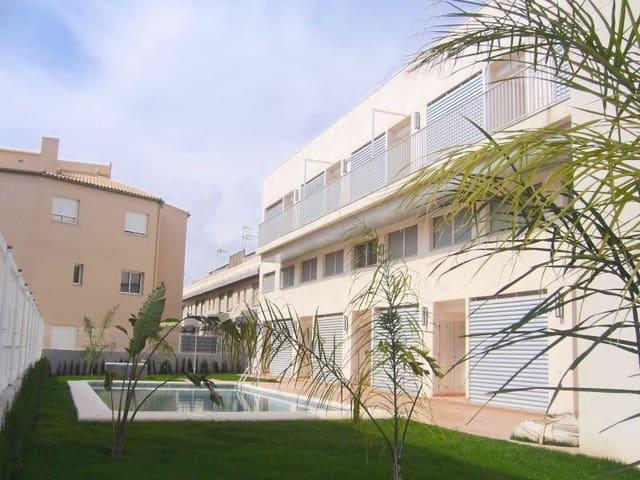 3 sypialnia Penthouse na sprzedaż w Miramar z basenem garażem - 168 000 € (Ref: 3432568)