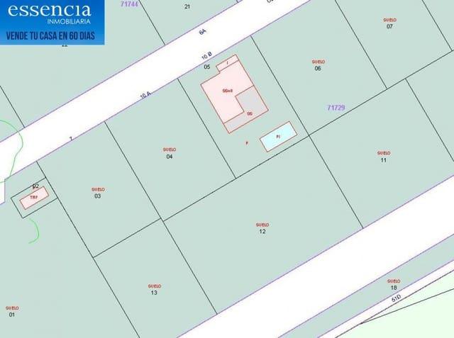 Byggetomt til salgs i Daimus - € 314 000 (Ref: 3432908)