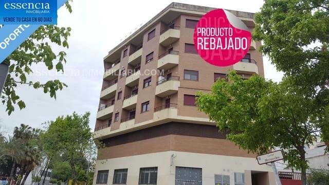Piso de 3 habitaciones en Beniopa en venta con garaje - 102.300 € (Ref: 3468816)