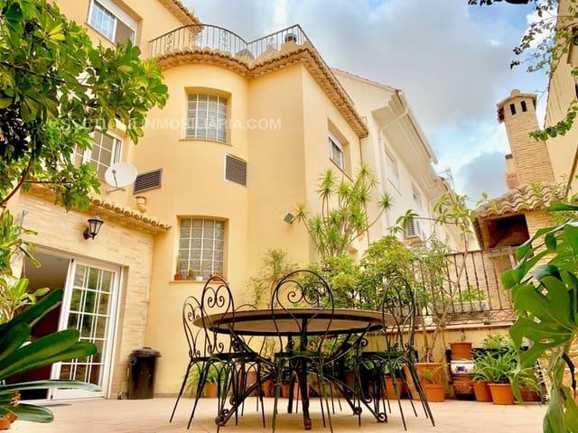 5 sypialnia Willa na sprzedaż w Benirredra z garażem - 590 000 € (Ref: 4720567)