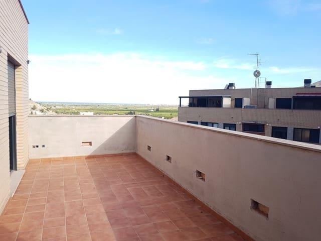 2 sypialnia Penthouse na sprzedaż w Tavernes de la Valldigna z basenem - 90 000 € (Ref: 4897396)