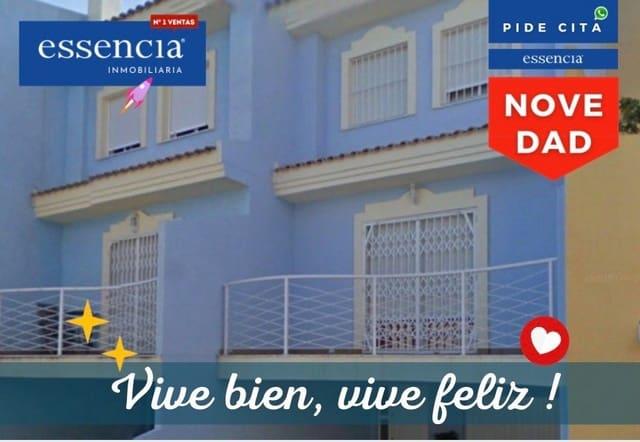 3 chambre Villa/Maison Mitoyenne à vendre à Bellreguard avec garage - 134 000 € (Ref: 5108102)