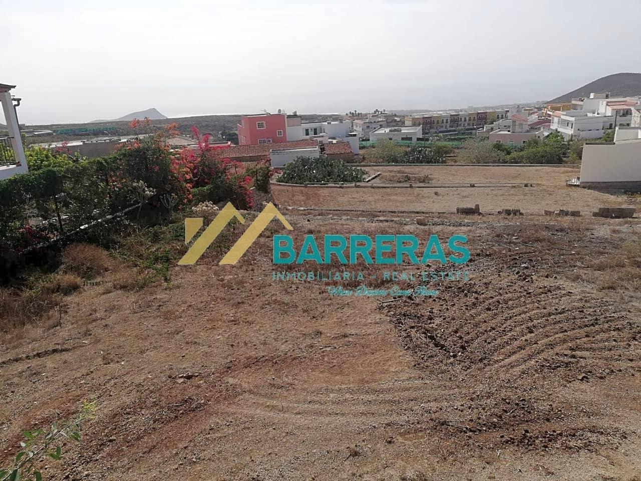 Ubebygd land til salgs i San Miguel de Abona - € 68 000 (Ref: 5811793)