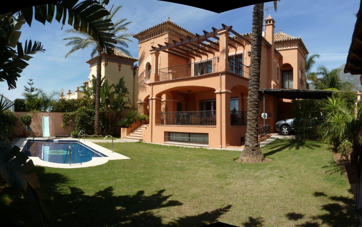 8 bedroom Villa for sale in Marbella with pool garage - € 985,000 (Ref: 5168026)