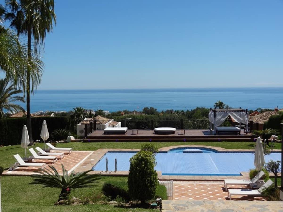 9 bedroom Villa for sale in Marbella with pool garage - € 5,950,000 (Ref: 5168073)