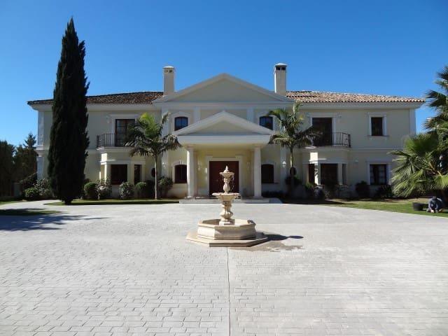 7 bedroom Villa for sale in Marbella with pool garage - € 5,395,000 (Ref: 5168081)