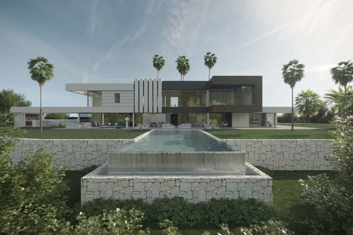 8 bedroom Villa for sale in Marbella with pool garage - € 7,995,000 (Ref: 5168303)