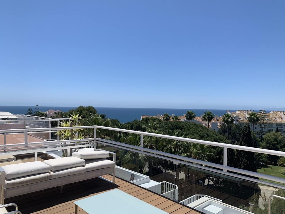 4 bedroom Penthouse for sale in Marbella with pool garage - € 840,000 (Ref: 5168578)