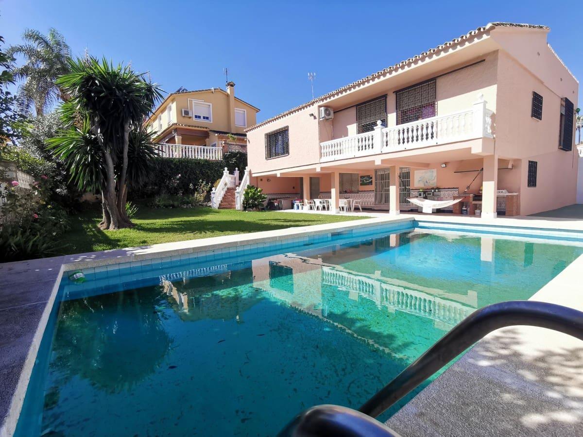 4 bedroom Villa for sale in Torremolinos with pool garage - € 729,000 (Ref: 5168791)