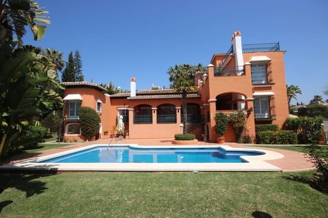 4 Zimmer Villa zu verkaufen in Bahia de Marbella mit Garage - 1.980.000 € (Ref: 5234162)