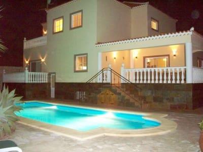 4 Zimmer Villa zu verkaufen in Las Galletas mit Pool Garage - 589.000 € (Ref: 4654746)