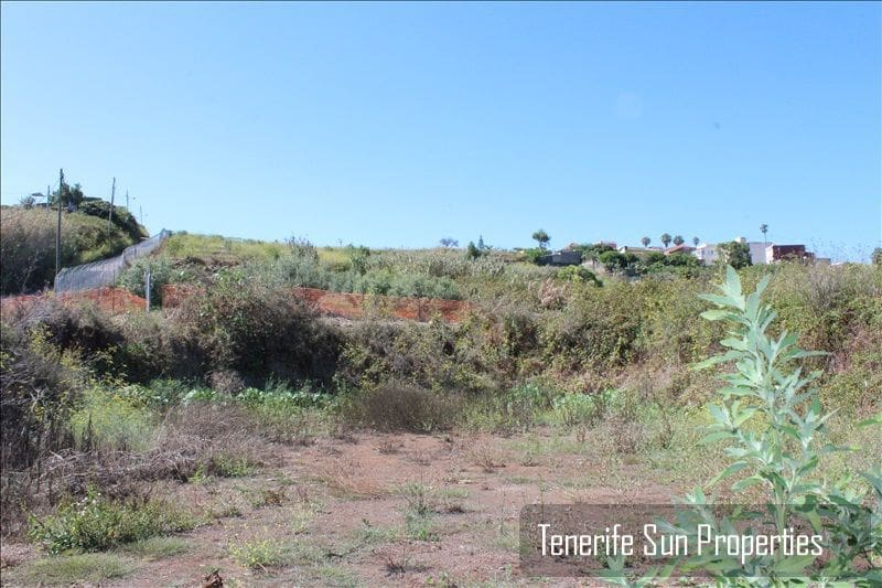 Ubebygd land til salgs i Tacoronte - € 120 000 (Ref: 4706141)