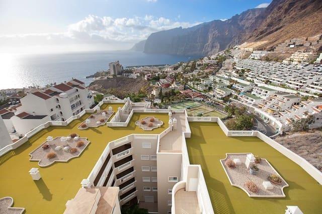 3 sypialnia Penthouse na sprzedaż w Los Gigantes z basenem garażem - 545 000 € (Ref: 5307925)