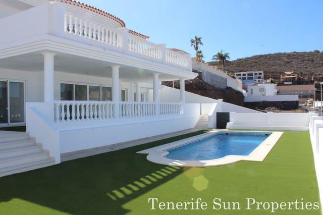 4 quarto Moradia para venda em Costa Adeje com piscina garagem - 800 000 € (Ref: 5465292)