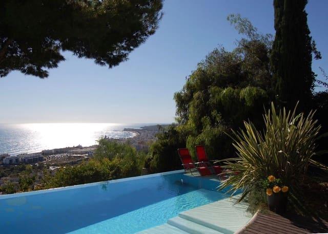 5 soverom Villa til leie i Sitges med svømmebasseng - € 3 600 (Ref: 5585989)