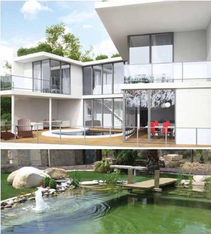 5 sypialnia Willa na sprzedaż w Sitges z basenem garażem - 2 500 000 € (Ref: 5603457)