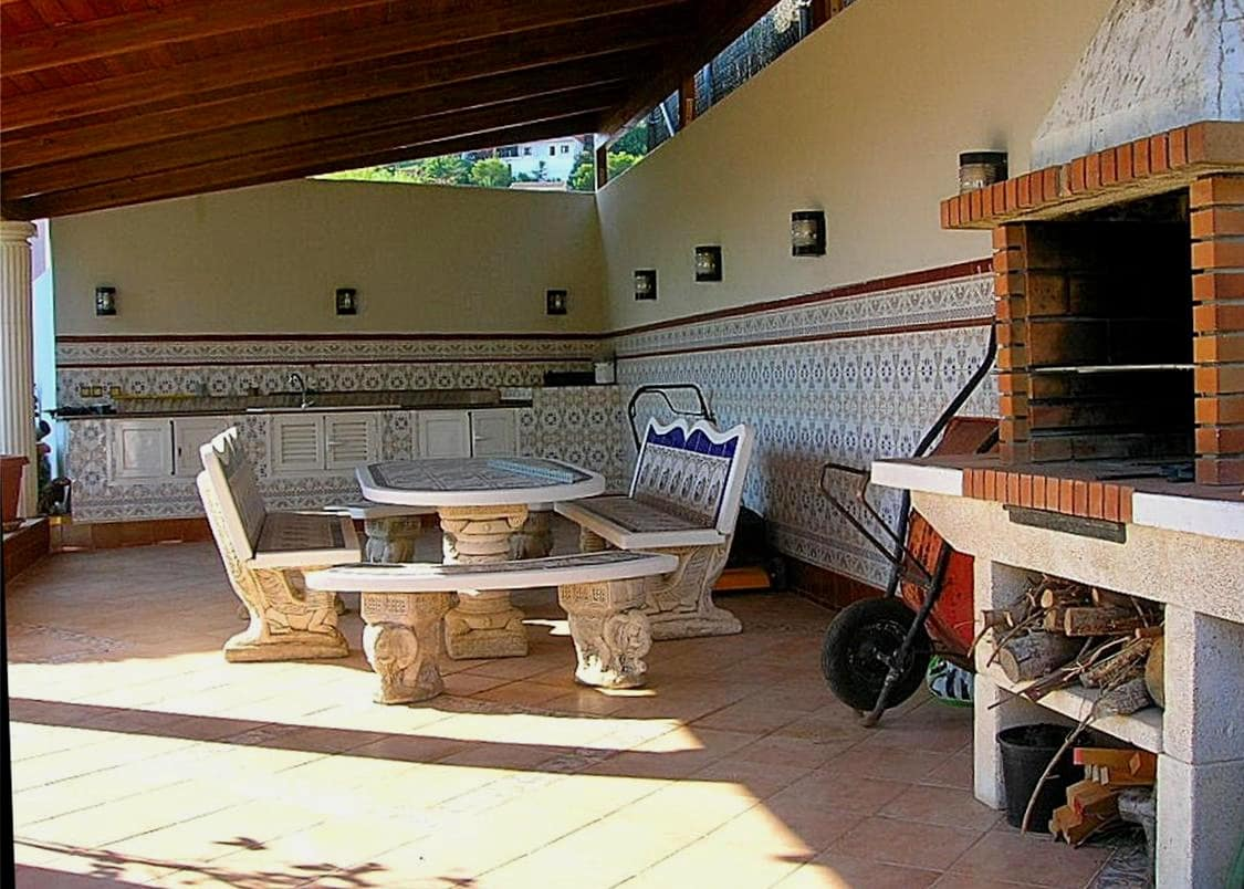 5 soveværelse Villa til leje i Sitges - € 2.400 (Ref: 5968631)
