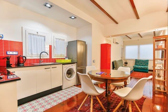 2 soveværelse Lejlighed til leje i Sitges - € 800 (Ref: 6054692)