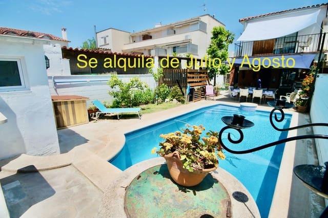 3 slaapkamer Villa voor vakantieverhuur in Sant Pere de Ribes - € 1.300 (Ref: 6136804)
