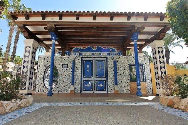3 Zimmer Penthouse zu verkaufen in Aldea del Mar mit Pool - 315.000 € (Ref: 5300021)