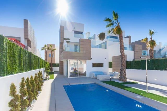 3 makuuhuone Huvila myytävänä paikassa El Raso mukana uima-altaan - 309 000 € (Ref: 5300084)