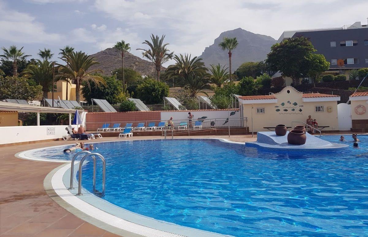 1 slaapkamer Appartement te huur in Costa Adeje met zwembad garage - € 550 (Ref: 1793931)