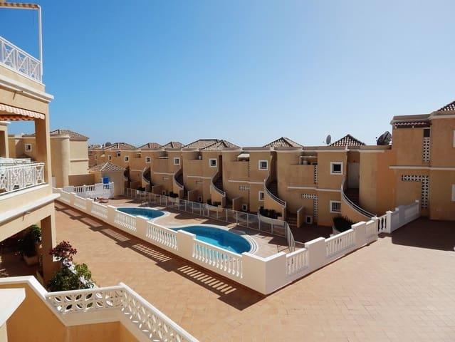 2 chambre Villa/Maison Semi-Mitoyenne à vendre à La Caleta Adeje avec piscine garage - 315 000 € (Ref: 4636090)