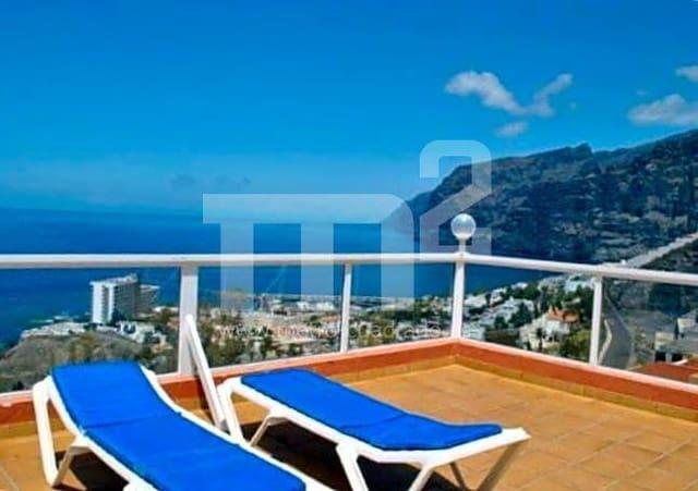 2 slaapkamer Flat te huur in Santiago del Teide met zwembad - € 800 (Ref: 5568334)